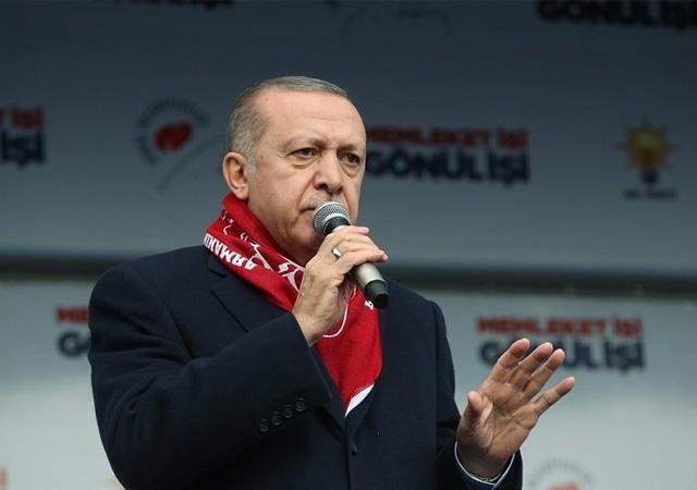 Başkan Erdoğan: Enkazın altında birkaç kişi daha var