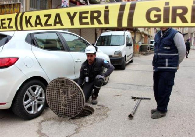 Gaziantep'te korkutan doğalgaz patlaması!