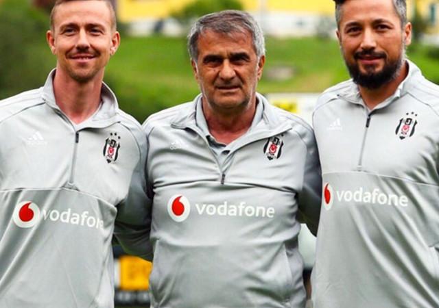 Beşiktaş'ta Guti'ye veda!