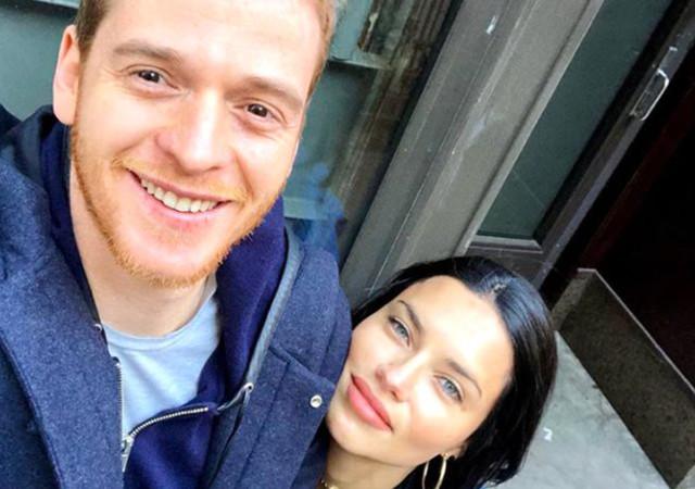 Adriana Lima'dan eski aşkı Metin Hara'ya bir darbe daha