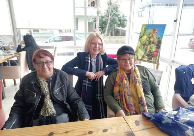 Rus vatandaş, Alanya için aday oldu