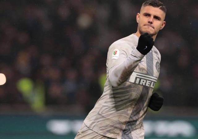Inter'den Icardi'ye büyük şok!