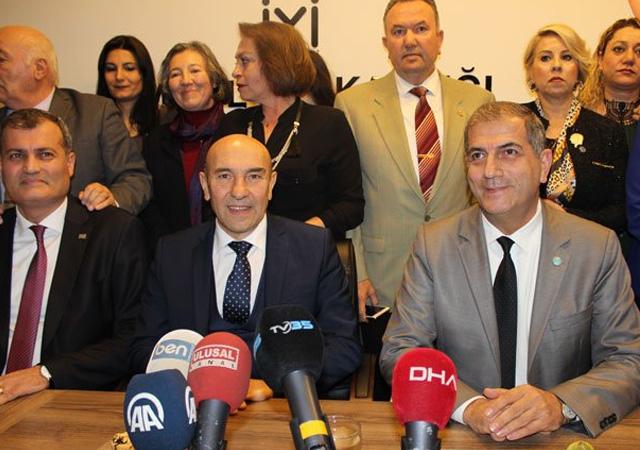 Tunç Soyer'den 'Sur Belediyesi ziyareti' açıklaması