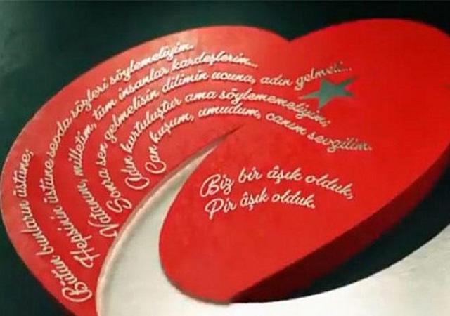 AK Parti'nin 14 Şubat video klibi!