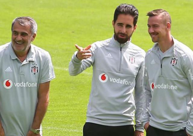 Beşiktaş'ta Şenol Güneş'in yerine Guti