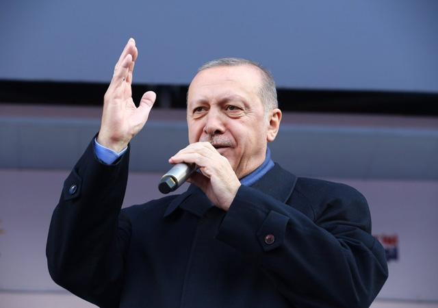 Erdoğan'dan IMF Başkanına: Türkiye'nin başbakanı benim, sen değilsin