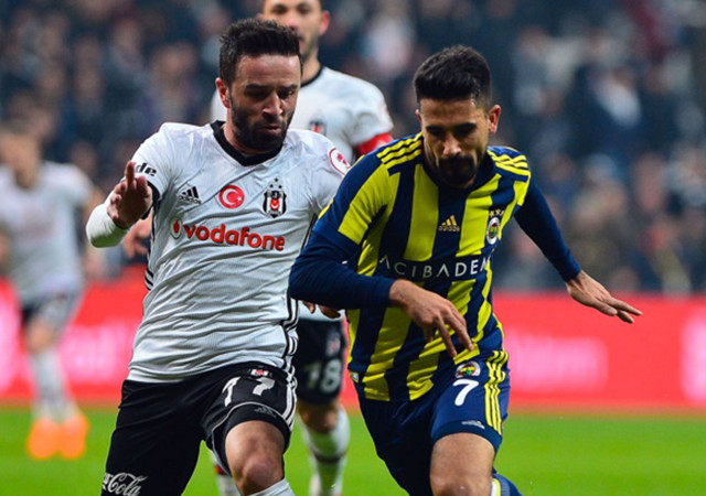 Beşiktaş Fenerbahçe derbisinin biletleri satışta!