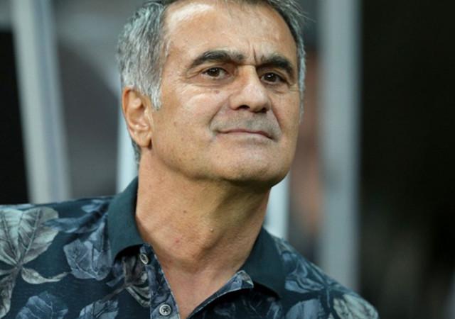 Şenol Güneş Beşiktaş'tan ayrılıyor mu?