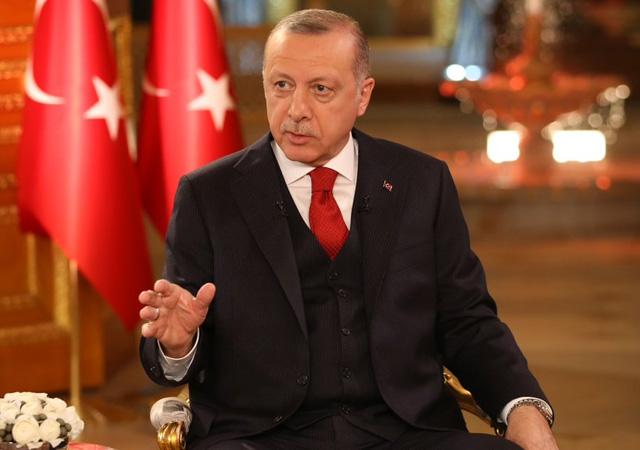 Erdoğan'dan Kılıçdaroğlu'na: Kontrollü darbeyse…
