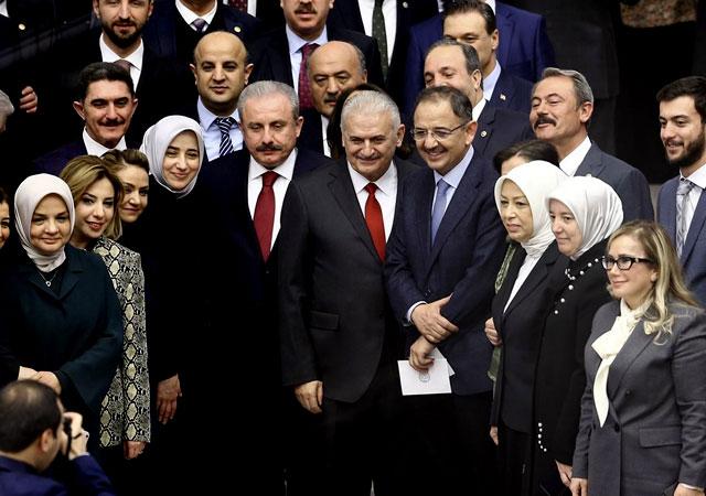 TBMM'nin 29. Başkanı Mustafa Şentop oldu!