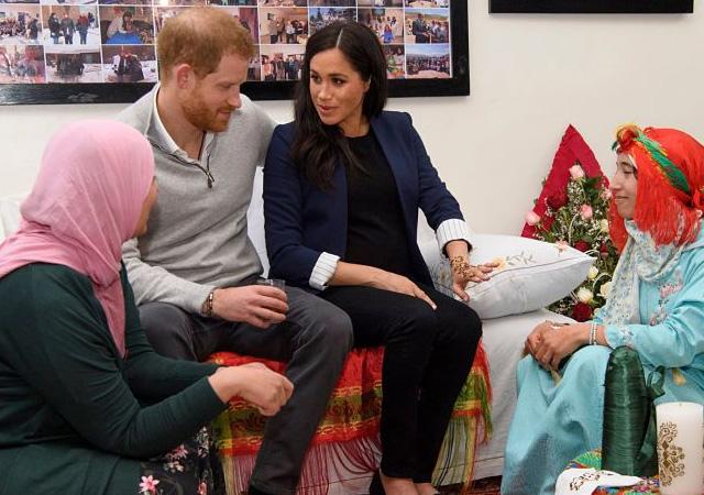 Prens Harry'den soğuk hamilelik şakası: Benden mi?