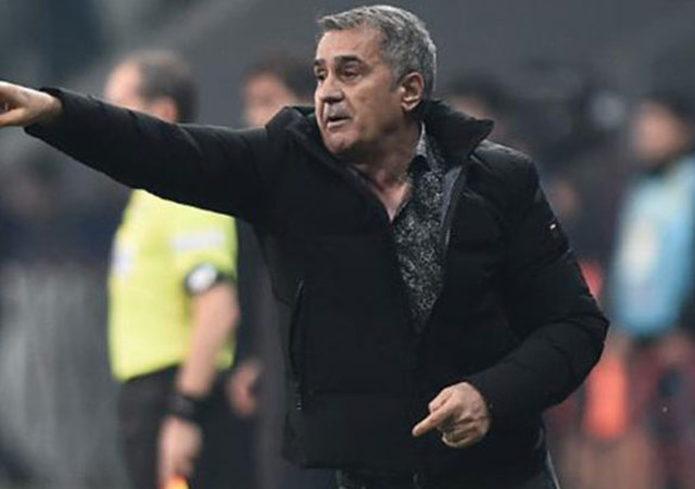 Şenol Güneş Beşiktaş'ta yeni kriz başlattı
