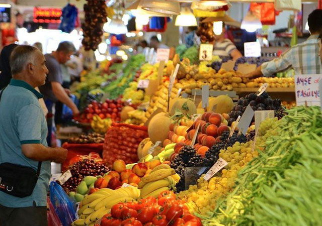 Şubat ayı enflasyon rakamları açıklandı: TÜFE 0,16 arttı