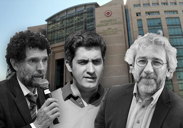 Duruşma tarihi belli oldu! Gezi Parkı eylemleri...