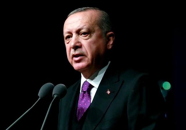 Başkan Erdoğan'dan Meral Akşener'e suç duyurusu