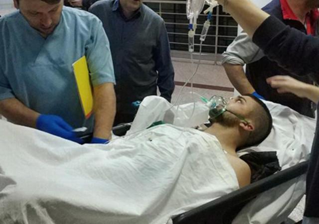 Samsun'da liseli kavgası kanlı bitti