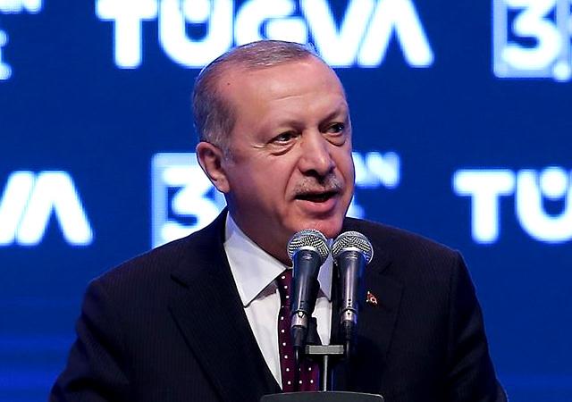 Erdoğan'dan S-400 mesajı: Mesele...