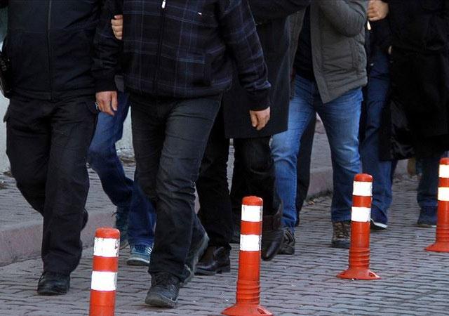 Adana merkezli FETÖ operasyonu: 58 polis hakkında gözaltı kararı