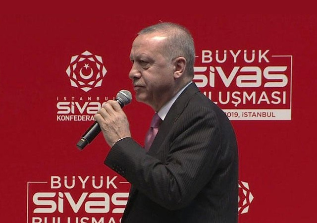 Başkan Erdoğan: Bu adam terörist