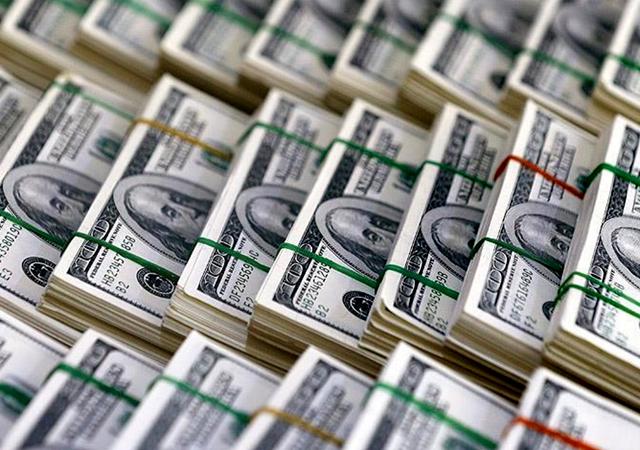 Ocak'ta özel sektörün yurtdışı kredi borcu azaldı