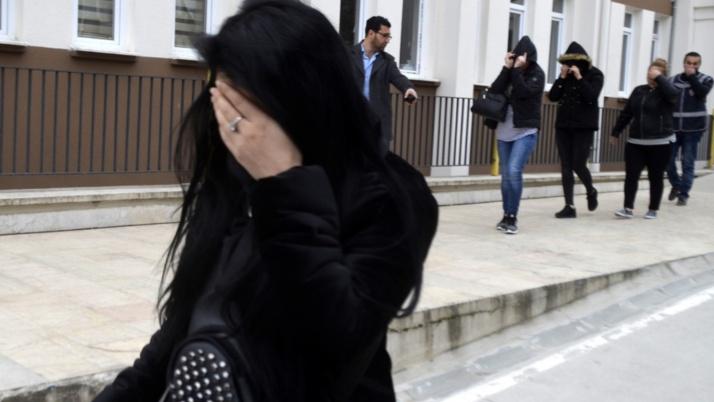 Amasya'da fuhuş operasyonu: 12 gözaltı