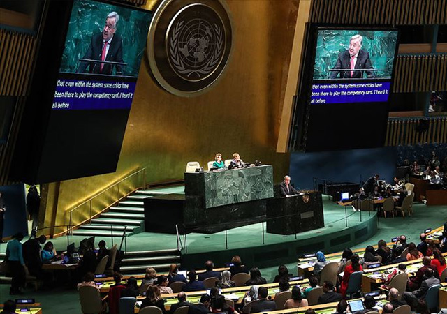 BM'den Yeni Zelanda açıklaması