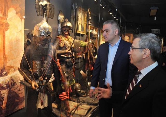 İstanbul Havalimanı'na müze yapılacak