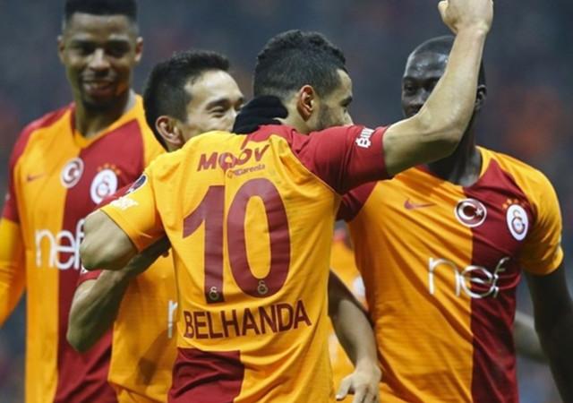 Galatasaray'da iki yıldız yok