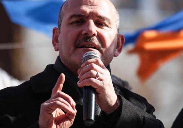Süleyman Soylu'dam Kılıçdaroğlu'na eleştiri
