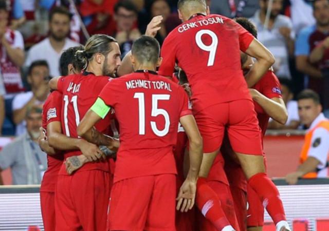 A Milli takımda ilk hedef Arnavutluk ve Moldova maçları