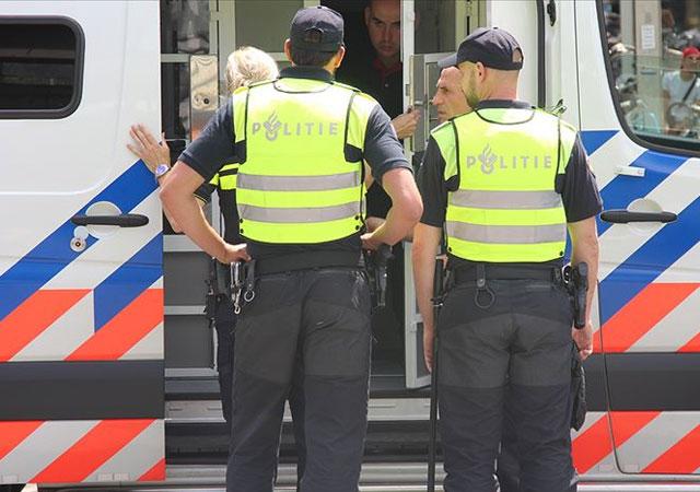 Hollanda'da korkunç saldırı! 1 ölü 6 yaralı