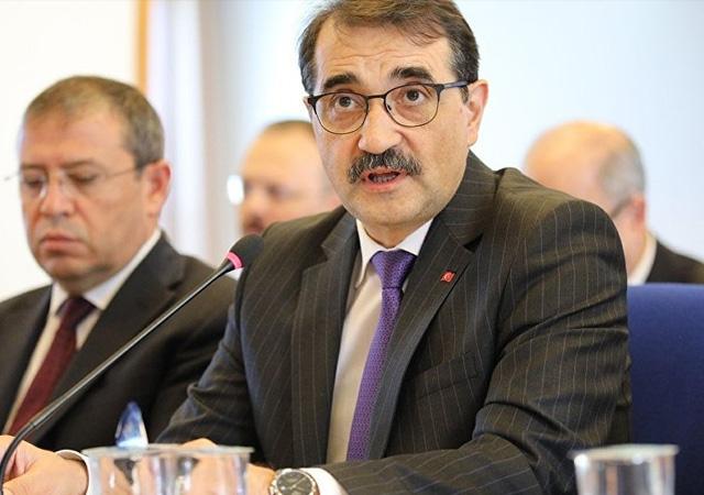 Enerji ve Tabii Kaynaklar Bakanı Dönmez: Yüksek kalitede petrol keşfettik