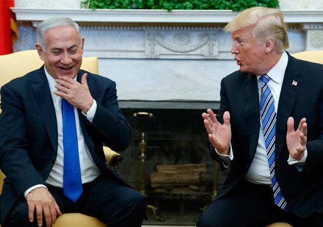 ABD Başkanı Trump'tan Golan Tepeleri açıklaması