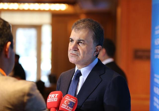 AK Parti Sözcüsü Çelik'ten Golan Tepeleri tepkisi