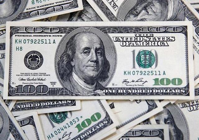 Dolar yükselişine devam ediyor: 5.84