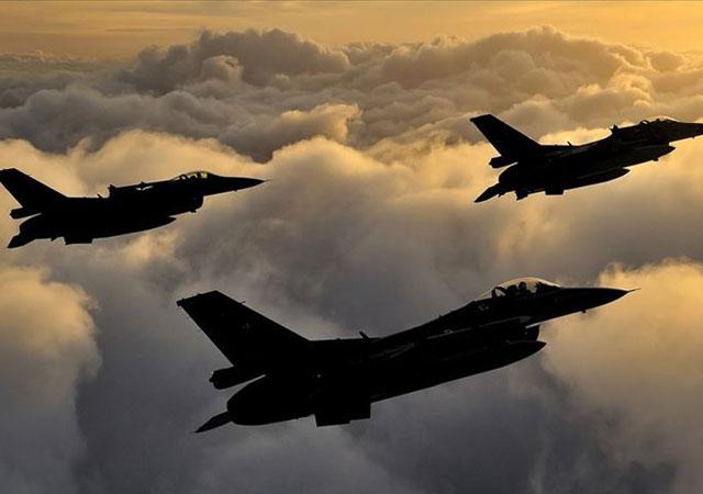 Milli Savunma Bakanlığı: PKK'ya hava harekatı!