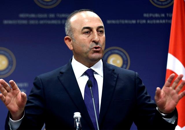 Türkiye'den Arap ülkelerine 'Golan Tepeleri' tepkisi!