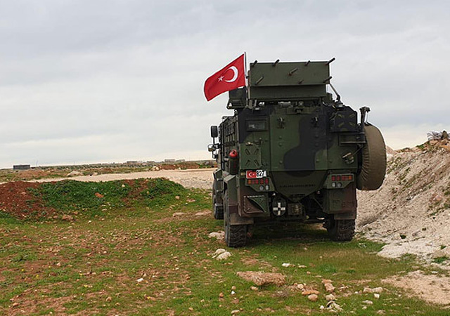 Bakanlık duyurdu: Türkiye-Rusya ilk bağımsız devriye!