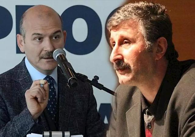 Soylu'dan CHP'nin Beyoğlu Adayına cevap