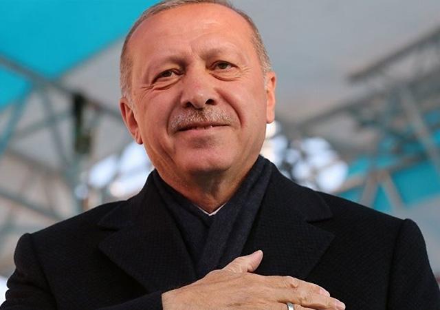 Erdoğan: Son günlerde döviz kuru üzerinden...