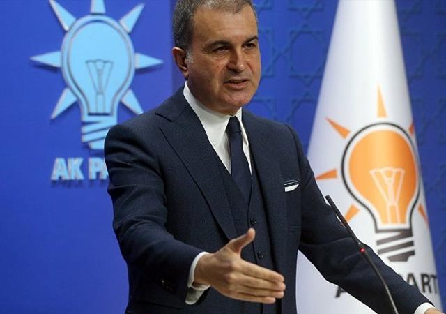 AK Parti Sözcüsü Çelik: Bırakalım YSK görevini yapsın
