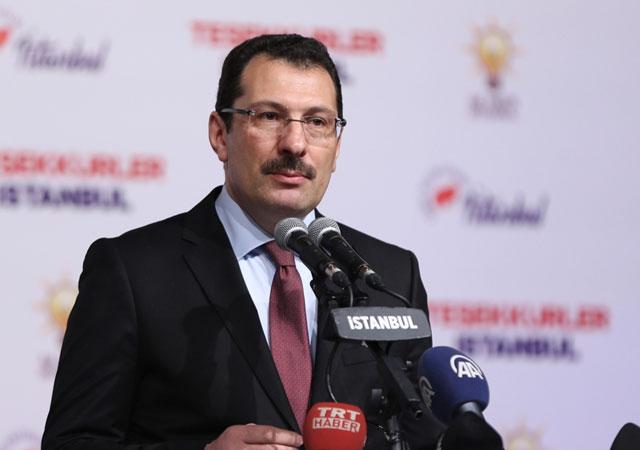AK Parti'den İstanbul'un seçimlerin iptaline ilişkin açıklama: Doğru değil!