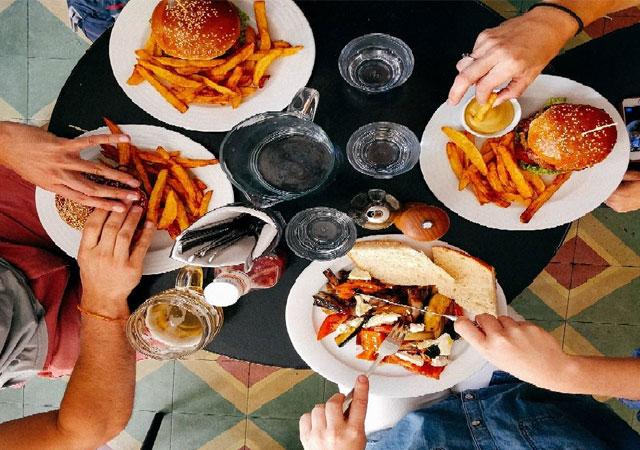 Sağlıksız beslenme alışkanlığı sigaradan daha tehlikeli!