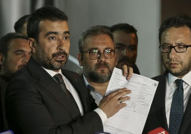 AK Parti, Ankara'da yeniden sayım istedi! Tüm sandıkların yeniden...
