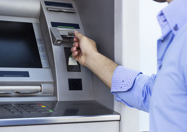 ATM kiraları lüks dükkanlarla eşit!