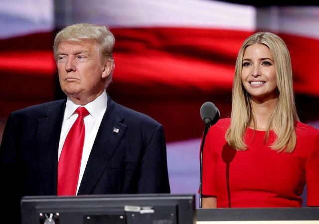 Trump: Ivanka'yı Dünya Bankası Başkanlığı için düşündüm