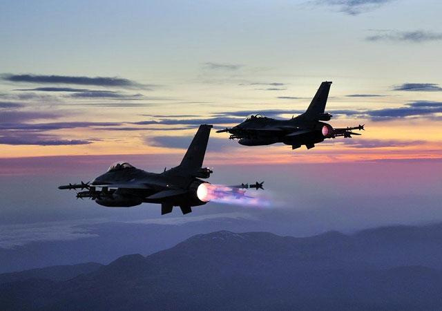 TSK'dan PKK'ya hava harekatı! Avaşin ve Hakurk
