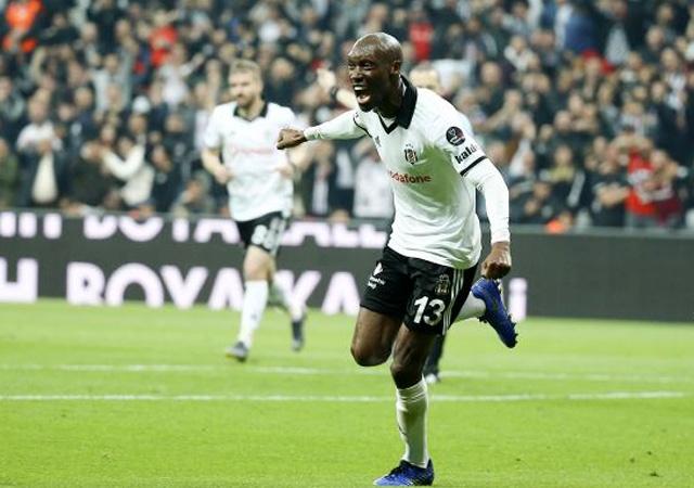 Beşiktaş'tan lider Başakşehir'e çelme! 2-1