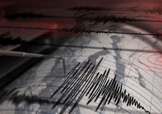 Aydın'da gece saatlerinde deprem