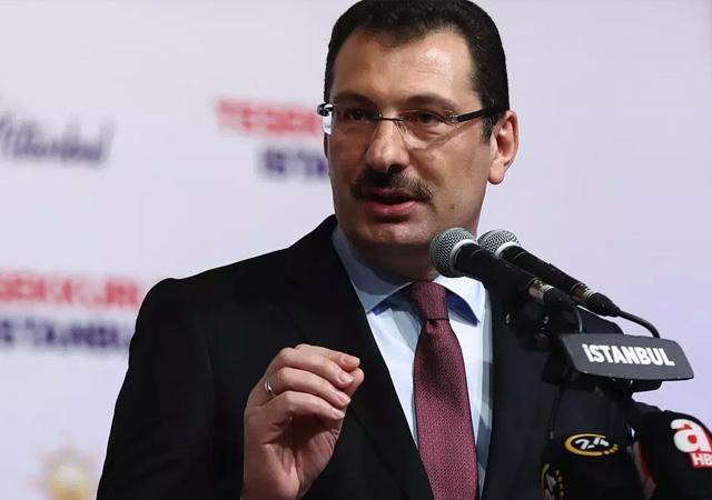 AK Partili Yavuz'dan olağanüstü itiraz açıklaması